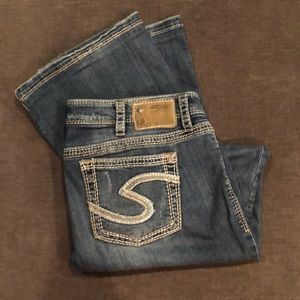Silver brand jeans. Lola style